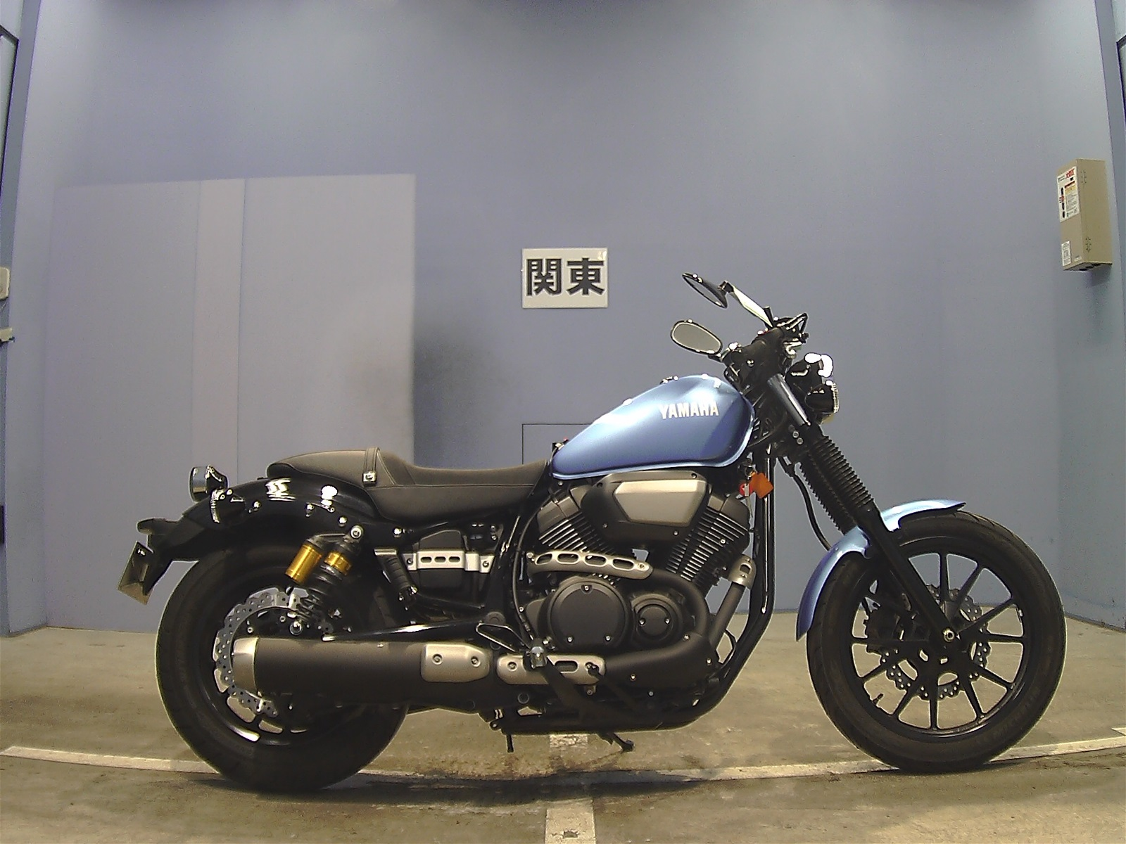 2015 yamaha bolt 950c used motorcycles japan for Yamaha bolt used for sale